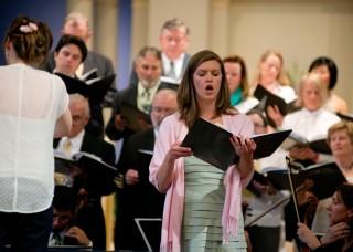 Elizabeth Mulligan, Mezzo-soprano